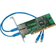 Intel® PWLA8492MTBLK5 PRO/1000 MT Plug-in Card Dual Port Server Adapter