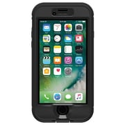 "LifeProof 77-53995 Nuud Polycarbonate/Silicone Case for 4.7"" Apple iPhone 7, Black"