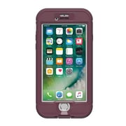 "LifeProof 77-54282 Nuud Polycarbonate/Silicone Case for 4.7"" Apple iPhone 7, Plum Reef Purple"