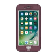 "LifeProof 77-54307 Nuud Polycarbonate/Silicone Case for 5.5"" Apple iPhone 7 Plus, Plum Reef Purple"
