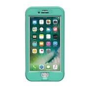 """LifeProof 77-54308 Nuud Polycarbonate/Silicone Case for 5.5"""" Apple iPhone 7 Plus, Mermaid Teal"""