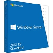Microsoft Windows Server 2012 R2 Standard Software License, DVD (P73-06165)