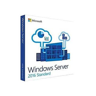 Microsoft Windows Server 2016 Software License, 5 User CALs (R18-05244)