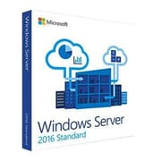 Microsoft Windows Server 2016 Software License, 5 User CALs (R18-05244)