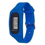 MyGuard Fitness Tracker, Blue, 12/pack (MGFIT1TBL12)