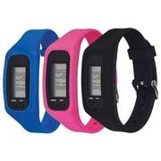 MyGuard Fitness Tracker, Pink, 12/Pack (MGFIT1TPK12)