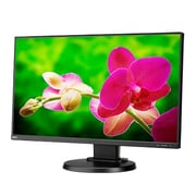 "NEC MultiSync Full HD Widescreen WLED LCD Desktop Monitor, 24"", Black (E241N-BK)"