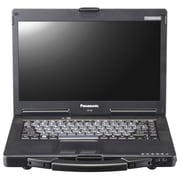 "Panasonic Toughbook® CF-532AMZYNM Elite 14"" Notebook, LCD, Intel Core i5-4310U 2 GHz, 500GB, 8GB, Windows 7 Pro, Black"