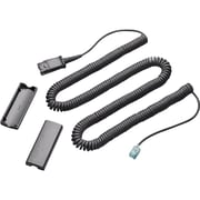 Plantronics® 40702-01 Phone Coiled Extension Cable