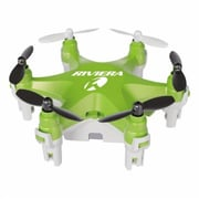 Riviera RC Micro Hexacopter Toy Drone, Green (RIV-805GR)