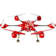 Riviera RC Pathfinder Hexacopter Toy Drone, Red (RIV-W609-10R)