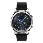 "Samsung Gear S3 Classic Bluetooth Smart Watch, Silver, 1.3"" (SM-R770NZSAXAR)"