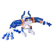 Spin Master™ Meccano™ MicroNoid Basher Toy Robot, Blue (6027338-BLUE)