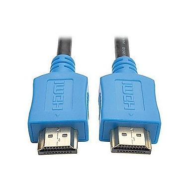 Tripp Lite HDMI Male/Male High Speed Cable, 3', Blue (P568-003-BL) (4637334)