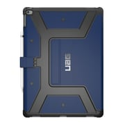 "Urban Armor Gear IPDPRO12.9-E-CB Metropolis Polycarbonate/Silicone Folio Carrying Case for 12.9"" Apple iPad Pro, Cobalt"
