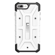 """Urban Armor Gear IPH7/6SPLS-A-WH Pathfinder Case for 5 1/2"""" Apple iPhone 7/6/6s Plus, White"""