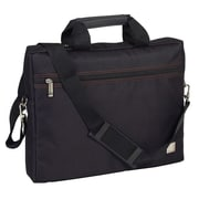"Urban Factory™ TLC08UF Top Light Nylon Carrying Case for 17"" - 18.4"" Notebook, Black"