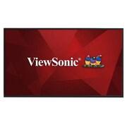 "ViewSonic  Full HD Direct-Lit LED LCD Digital Signage Display, 49"", Black (CDM4900R)"