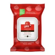 Yes To® Tomatoes Blemish Clearing Facial Wipes, 25/Pack (2331167)
