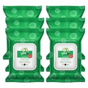 Yes To® Cucumbers Hypoallergenic Facial Wipes Kit, 6/Pack (391028-6-KIT)