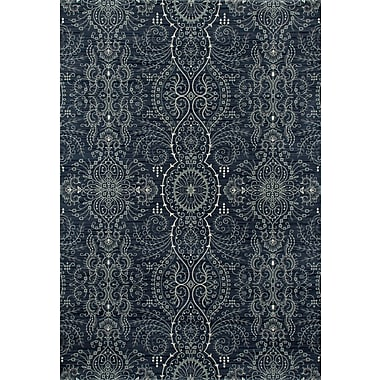 Art Carpet Maison Blue Area Rug; Oval 6'7'' x 9'10''