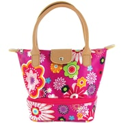 Tempamate Insulated Lunch Tote Bag, Flowers