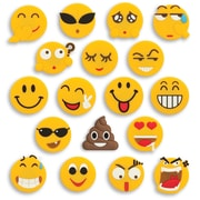 Merangue Emoticon Magnets, 54/Pack