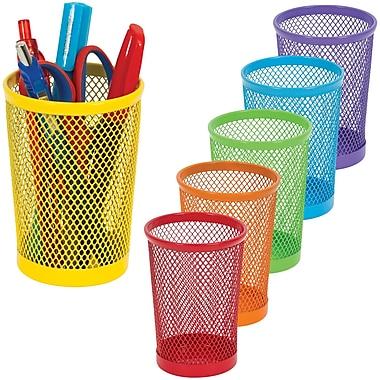 Merangue Mesh Coloured Cup, 12/Pack