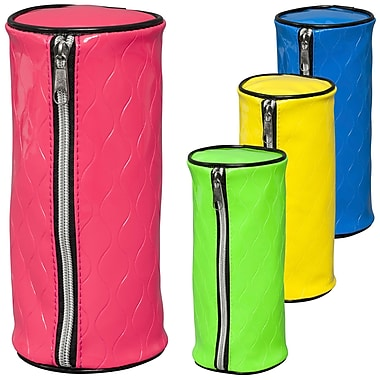 Merangue Neon Roll Pouch, 12/Pack