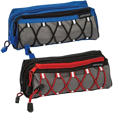 Merangue Backpack Pencil Case, 12/Pack