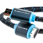 BlueDiamond Premium HDMI Cable with Ethernet, 6 ft (80156)