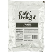 CAFE DELIGHT™, Cappuccino Froth, 12 Oz, 8/Case (50400)