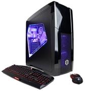 CyberPowerPC-PC de jeu GXI10080INC Gamer Xtreme, 3GHz Core i5-7400, DD 1 To + 128 Go SSD, 8 Go DDR4, GeForce GTX 1050 Ti, Win10