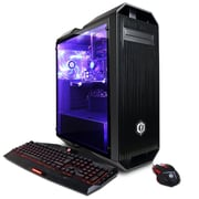 CyberPowerPC – PC de jeu GXI10140INC Gamer Xtreme, 3,8 GHz Intel Core i5-7600K, DD 1 To, 8 Go DDR4, GeForce GT 730 2 Go, Win10