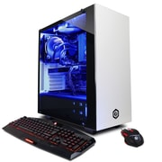 CyberPowerPC - PC de jeu SLC8480INC Gamer Supreme Liquid Cool, 4,2GHz Core i7, 3 To + 512 Go, 32 Go, GeForce GTX 1080, Win10