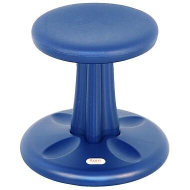 Kore – Chaise Wobble pour enfants d'âge préscolaire, 12 po, bleu (KOR 122)