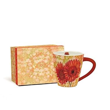 Lang – Grande tasse à café, motif fleurs d'oranger