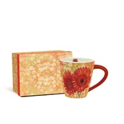 Lang Orange Blooms Cafe Mug