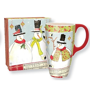 Lang – Grande tasse à latte, motif Home For The Holidays