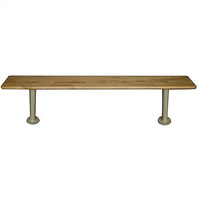 Hallowell Maple Bench Top (Pedestals Sold Separately); 108''