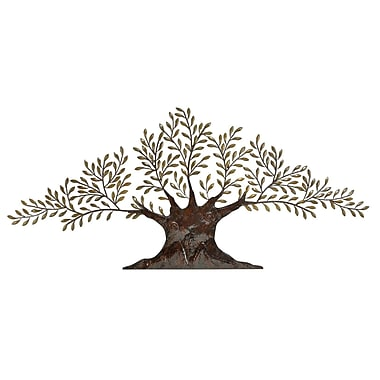 Aspire Large Olive Tree Wall D cor