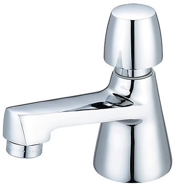 Central Brass Single Handle Deck Mounted Bathroom Sink Faucet