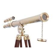 Handcrafted Nautical Decor Floor Standing Griffith Astro Decorative Telescope