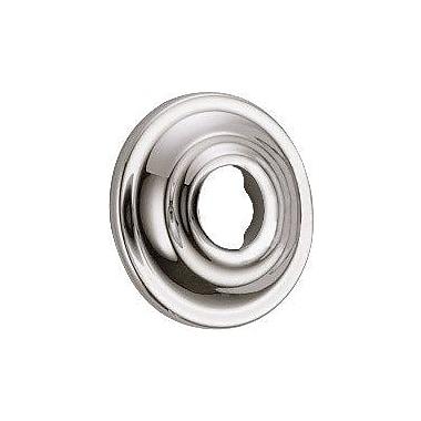 Delta Shower Flange; Brilliance Polished Nickel