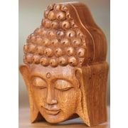 Novica The Eaka Wood Puzzle Box