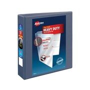 """2"""" Avery® Heavy-Duty View Binders with One Touch™ EZD® Rings, Purple"""