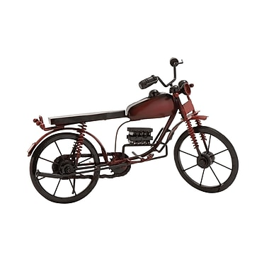 Cole & Grey Metal Motor Cycle