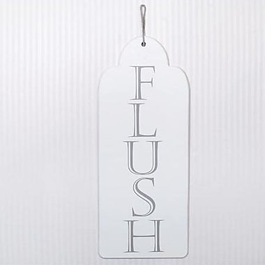 Adams & Co Flush Tag Wall D cor