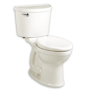 American Standard Champion Pro 1.6 GPF Elongated Two-Piece Toilet
