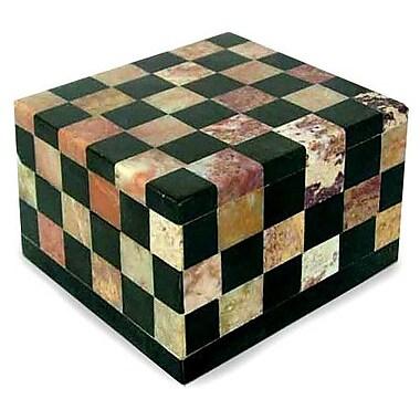 Novica Checkmate Medium Box